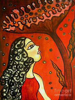 Imaginary Lotus Spirit by Rosemary Lim