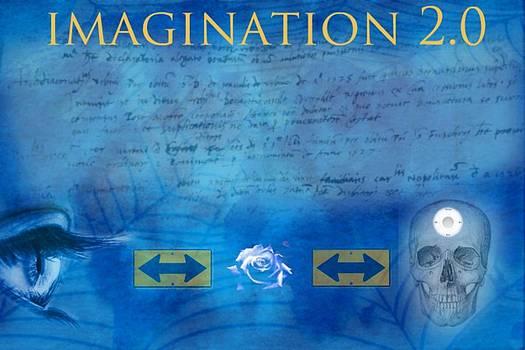 Imagination 2.0 by Diskrid Art