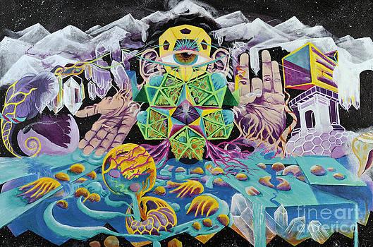 Imagination Manifestation by Andrew Norris Thompson