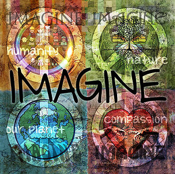 Imagine by Evie Cook