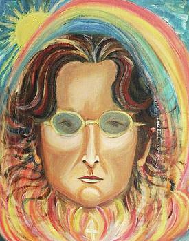 Suzanne  Marie Leclair - Imagining John