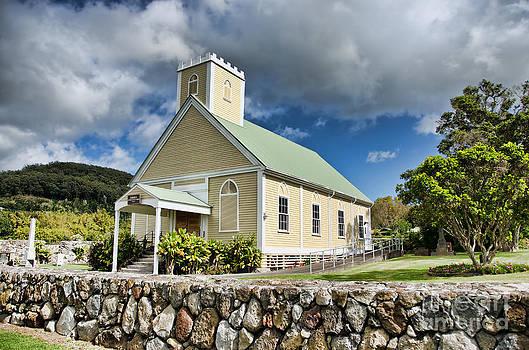 Imiola Congregational Church by David Lawson