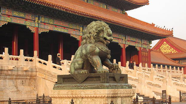 Alfred Ng - imperial lion