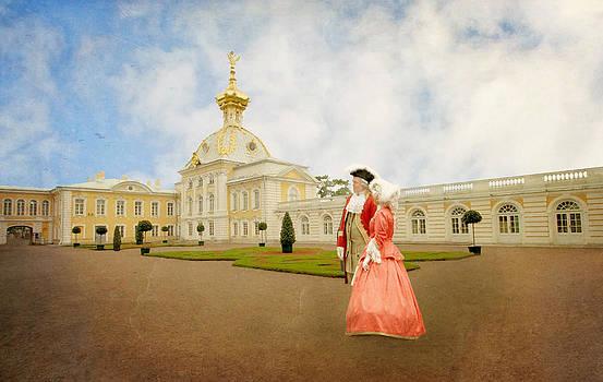 Imperial Peterhof by Roy  McPeak