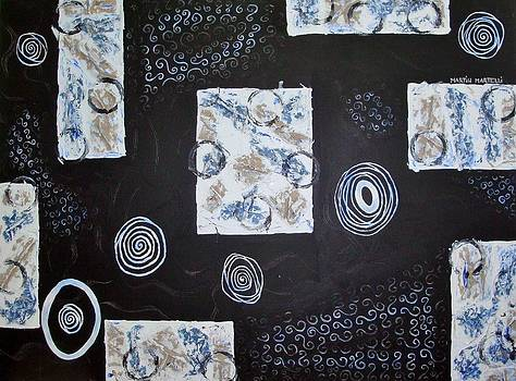 Imprint by Martin Martelli