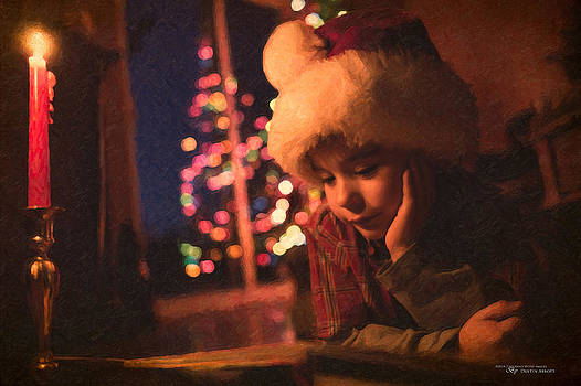 In a Christmas Mood by Dustin Abbott