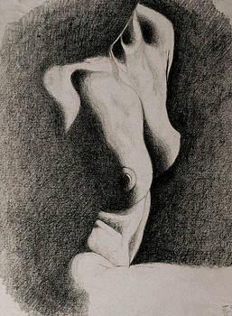 In Black by Adina Bubulina