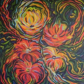 In full bloom by Zofia  Kijak