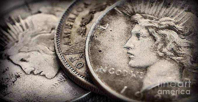 Kathleen K Parker - In God We Trust_Silver Dollars
