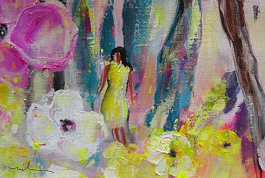 Miki De Goodaboom - In Love with Flowers