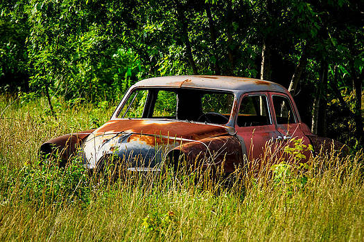 In my day... by Randy  Shellenbarger