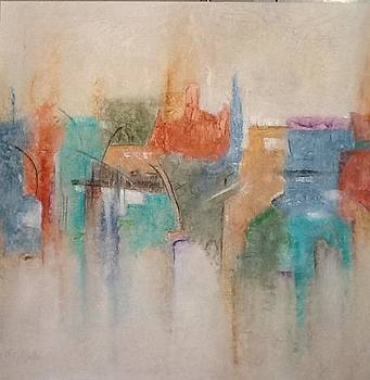 In the City by Mary Jean Henke