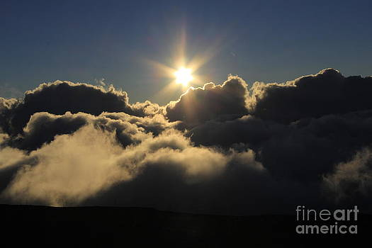 In the Clouds by Jeff Sommerfield