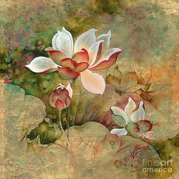 In the Lotus Land by Anna Ewa Miarczynska