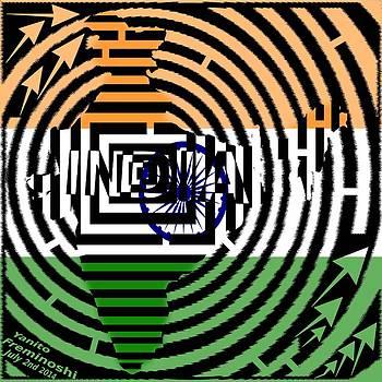 India Maze by Yanito Freminoshi