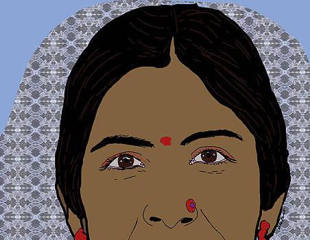 Kate Farrant - Indian Bride 6