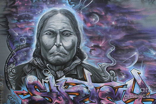Indian Graffiti by Teresa Thomas