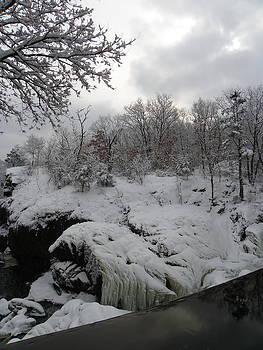 Indian Leap in Winter by Sarah Egan