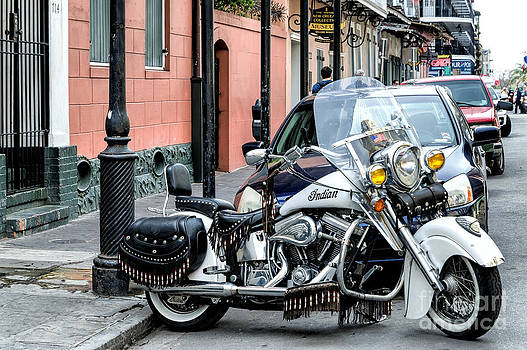 Kathleen K Parker - Indian Motorcycle NOLA