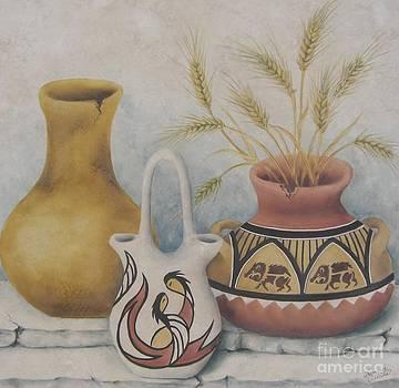 Summer Celeste - Indian Pots