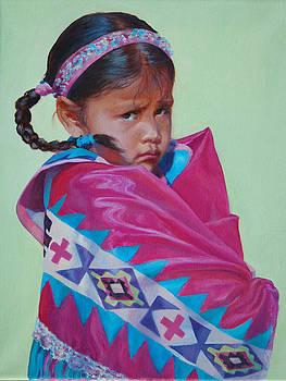 Indian Princess by Christine Lytwynczuk