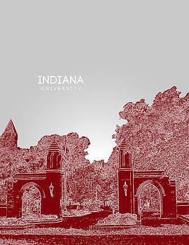Indiana University Sample Gate by Myke Huynh