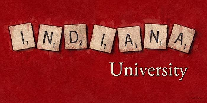 Indiana University by Sandy MacGowan