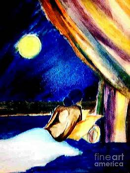 Indifferent Moon 2 by Asm Ambia Biplob