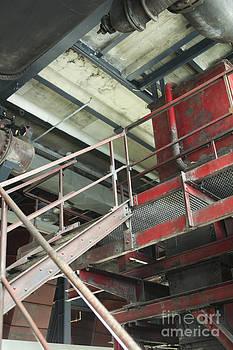Patricia Hofmeester - Industrial staircase