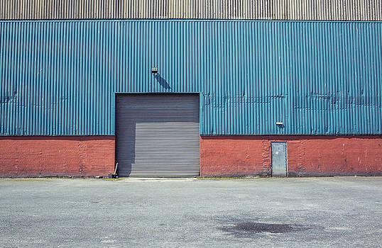 Industrial Symmetry by Nick Barkworth