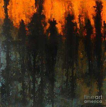 Inferno by Freddie Lieberman