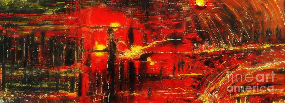 Inferno by Vera  Laake