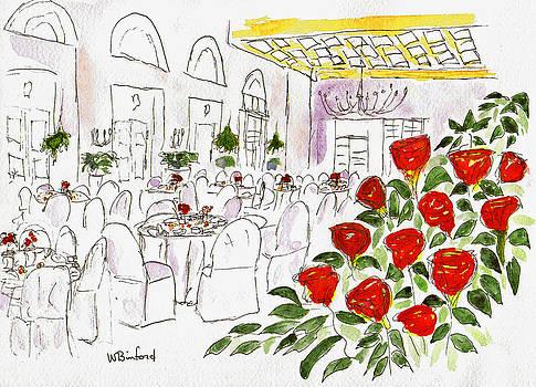 Inglewood Dining Room by Wade Binford