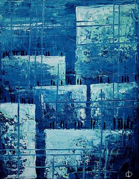 Inhabitants of a Frozen City by Lisa Stevens