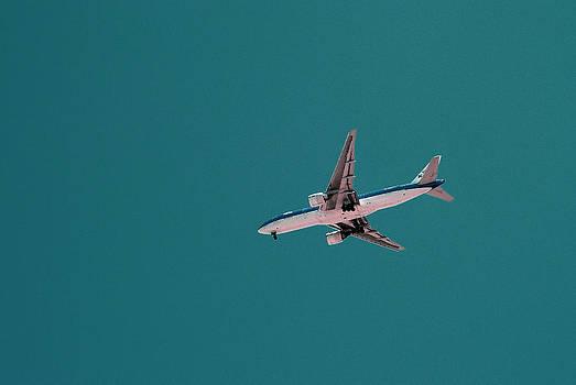 Initial Descent by Mick Logan