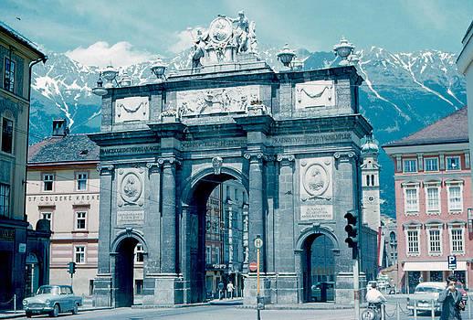 Innsbruck Austria 1962 by Cumberland Warden