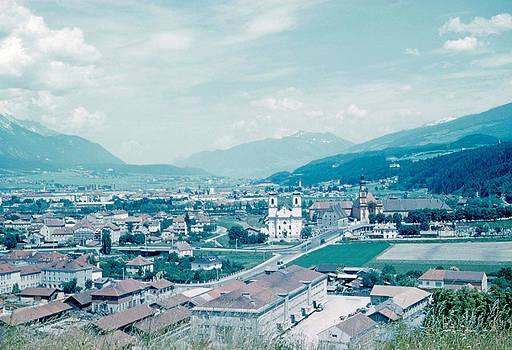Innsbruck Austria 4 1962 by Cumberland Warden