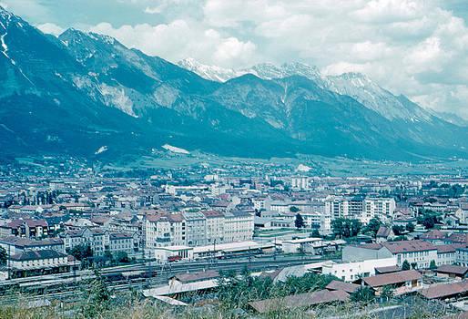 Innsbruck Austria 5 1962 by Cumberland Warden