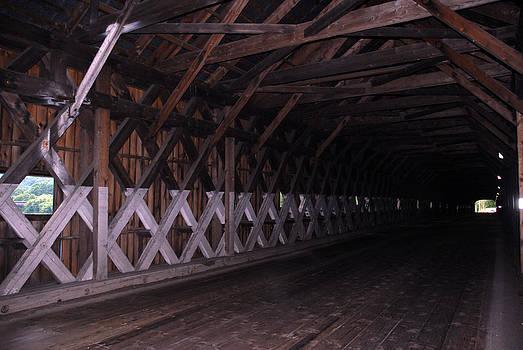 Inside Bridge by Donna Desrosiers