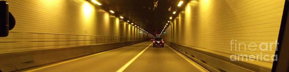 Gail Matthews - Inside East River Mountain Tunnel