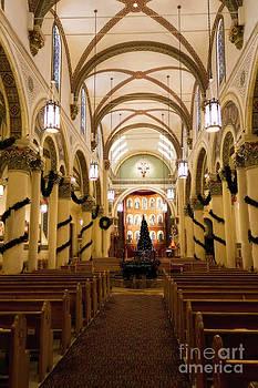 Jon Burch Photography - Inside Saint Francis Cathedral