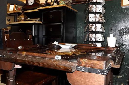 Inside the Cuba Tobacco Cigar Company by Carolyn Mortensen