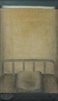 Insomnia - Lying on the back by Oni Kerrtu