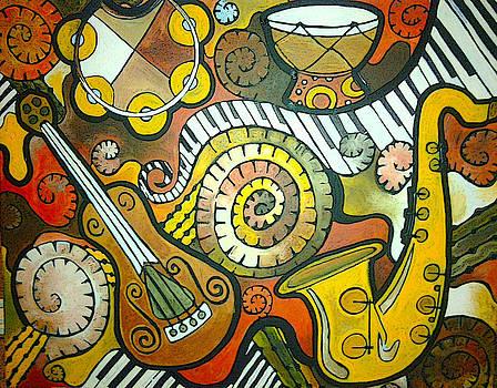 Instrumental Deal by Amanda  Ferrell-Hale