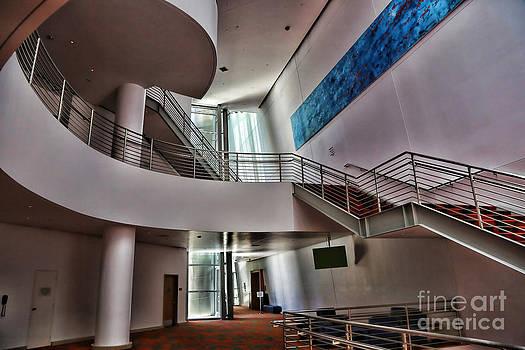 Chuck Kuhn - Interior III Frank Gehry