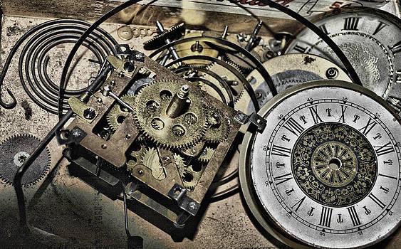 Cindy Nunn - Internal Clock Works