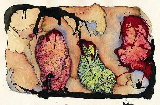 Mark M  Mellon - Internal Landscape eight