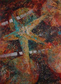 Interplanetary Splendor by Terry Honstead