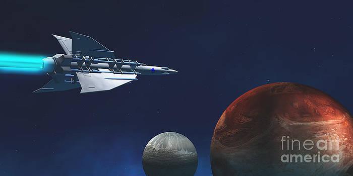 Corey Ford - Interplanetary Travel