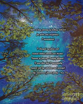 Inward Journey - Stars by Noelle Rollins